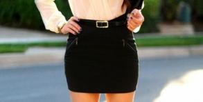 5 graves errores al usar una minifalda