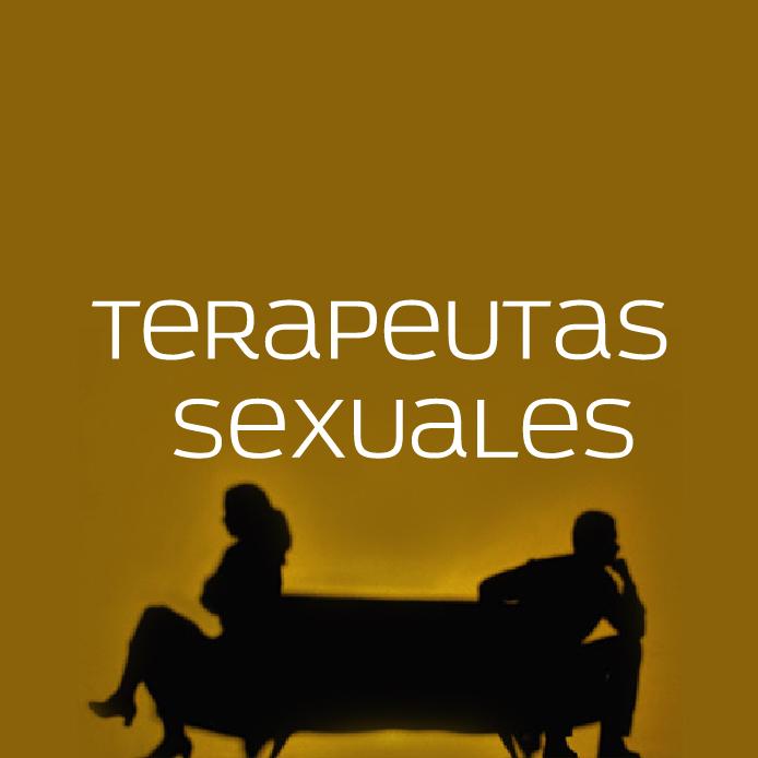 Terapeutas Sexuales