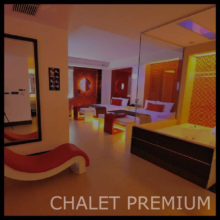 Motel Chalet Premium
