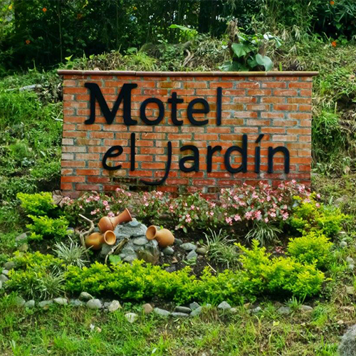 Motel El Jardín
