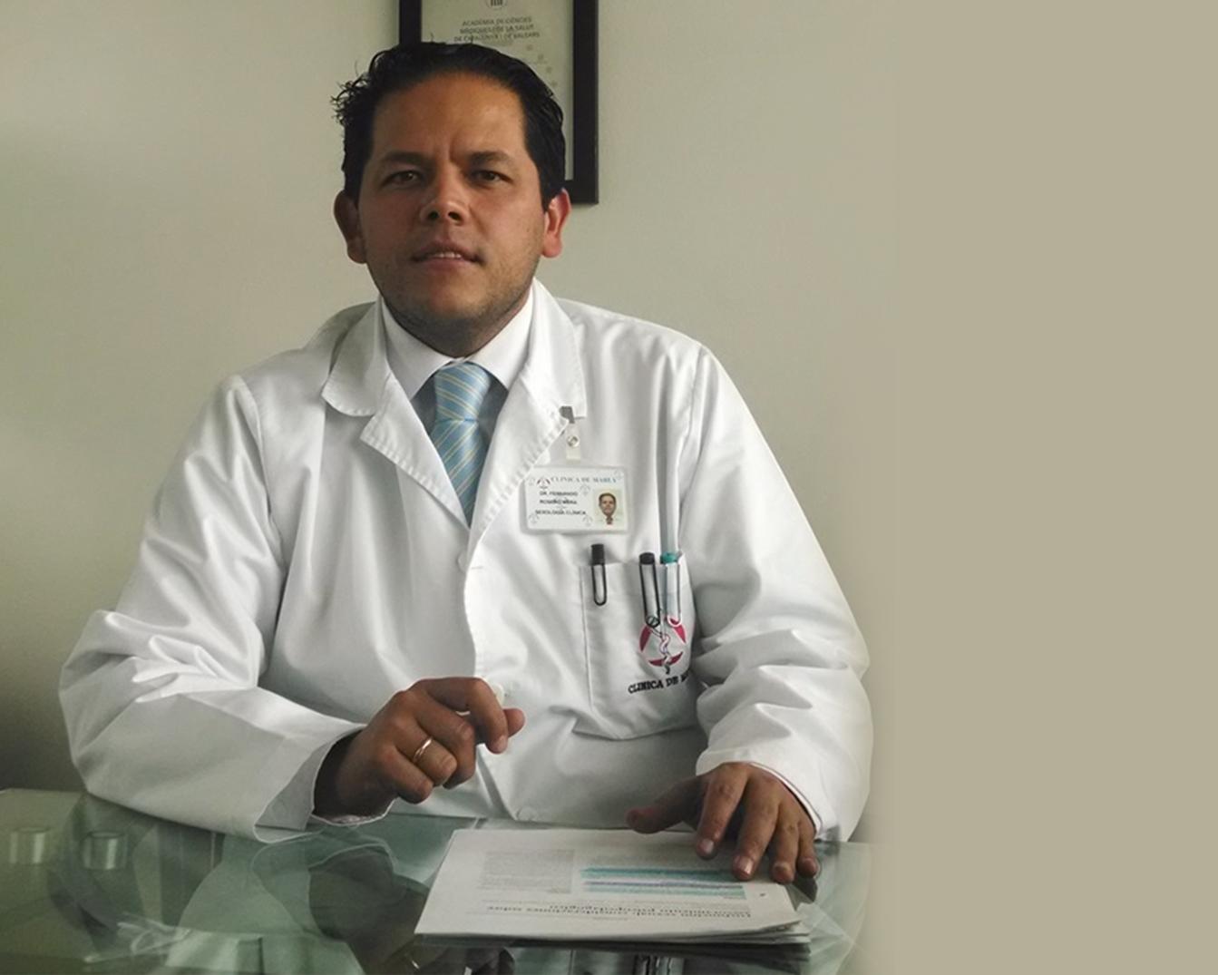 Fernando Rosero