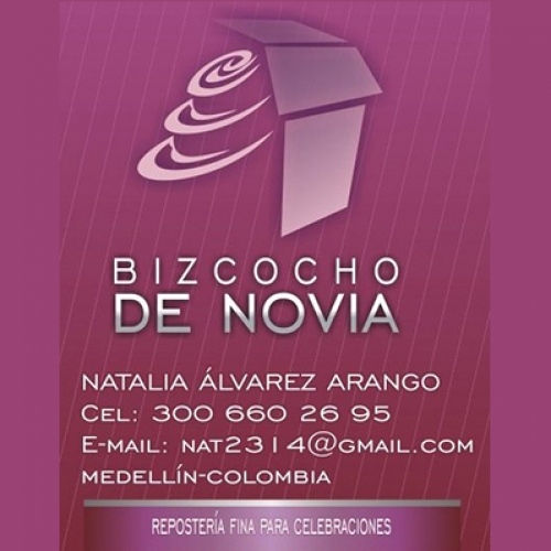 Bizcocho de Novia