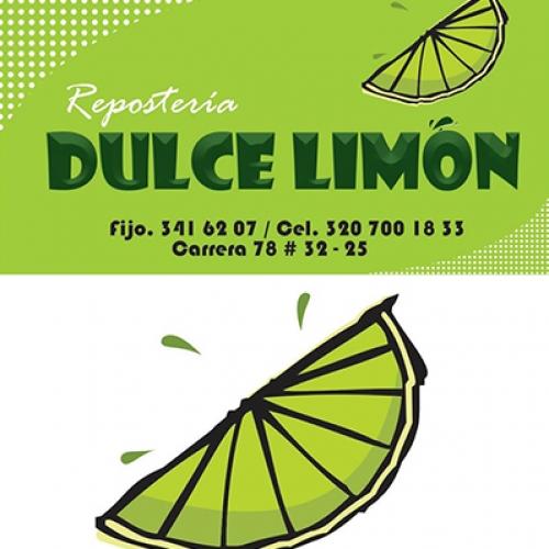 Reposteria Dulce Limon