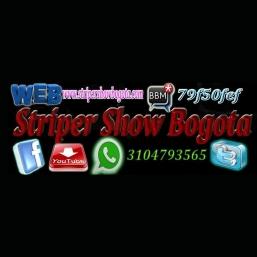 Striper Show Bogota