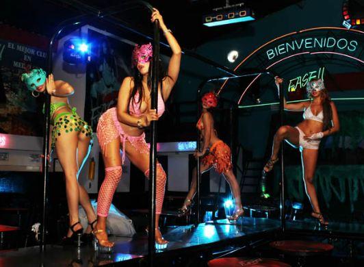 Colombia fiestas privadas eskort