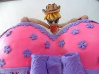 Tortas en Pastillaje Barranquilla 4046