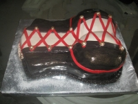 Tortas en Pastillaje Barranquilla 4052
