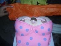 Tortas en Pastillaje Barranquilla 4055