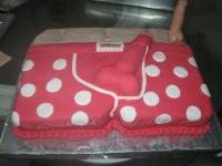 Tortas en Pastillaje Barranquilla 4061