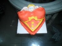 Tortas en Pastillaje Barranquilla 4078