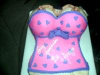 Tortas en Pastillaje Barranquilla 4089