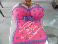 Tortas en Pastillaje Barranquilla 4101