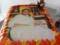 Tortas en Pastillaje Barranquilla 4106