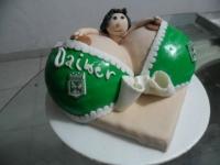 Tortas en Pastillaje Barranquilla 4111