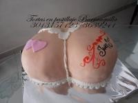 Tortas en Pastillaje Barranquilla 4114
