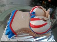 Tortas en Pastillaje Barranquilla 4115