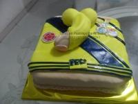 Tortas en Pastillaje Barranquilla 4120