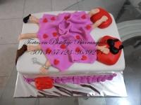 Tortas en Pastillaje Barranquilla 4123