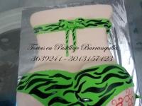 Tortas en Pastillaje Barranquilla 4125