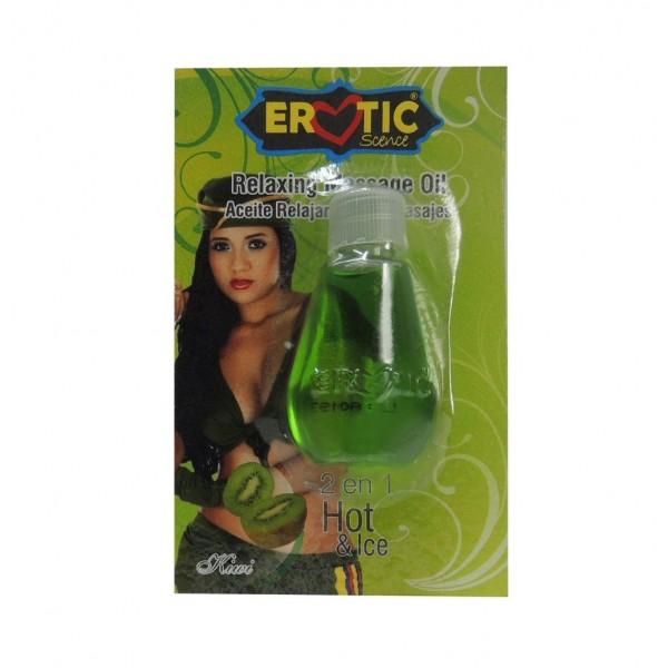 Aceite Erotic Kiwi