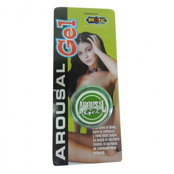Arousal Gel Multiorgasmos
