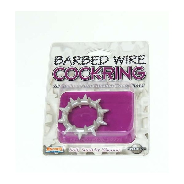 Barbed Wire Cock Ring