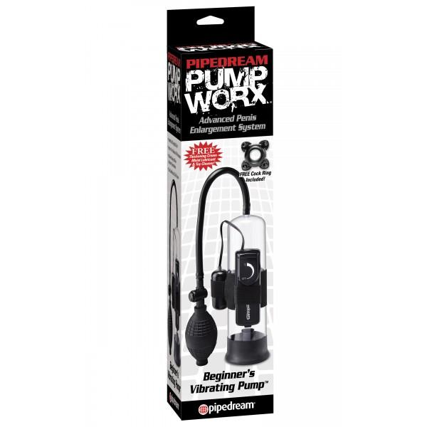 Bomba Pump Worx Beginner's Vibrating Pump