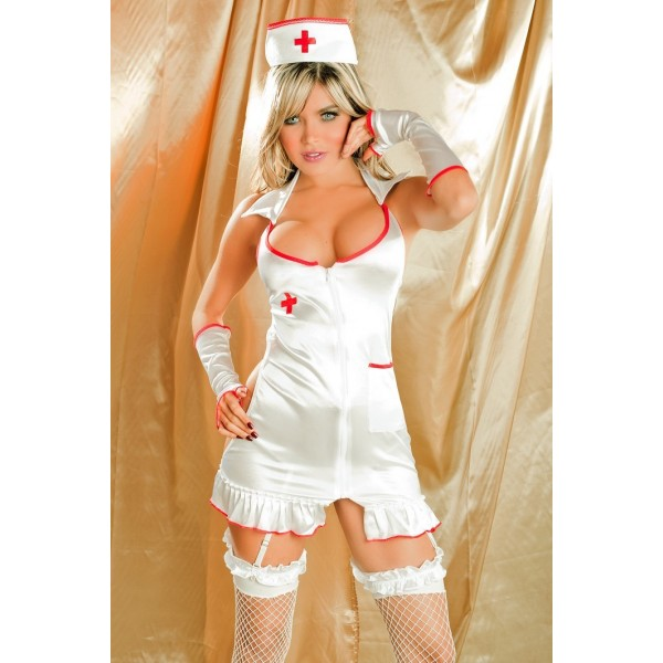Enfermera Atrevida