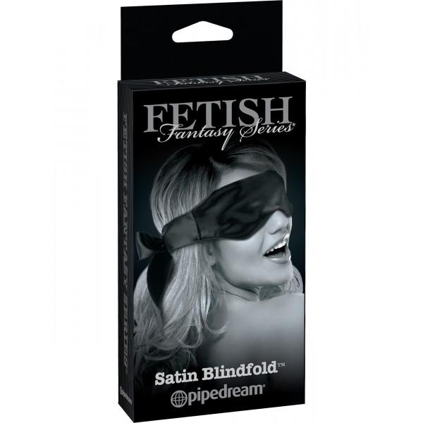 Fetish Fantasy Satin Blindfold