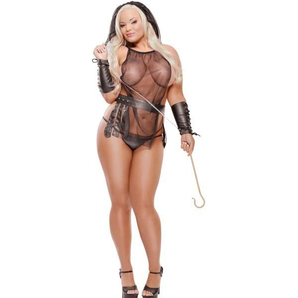 Fetish Lingerie Pharaoh's Slave Talla Grande