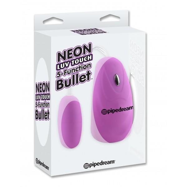 Huevo Neon Luv Touch Morado