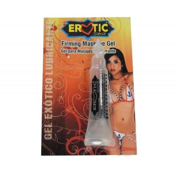 Lubricante Cojin Gel Exotico Erotic