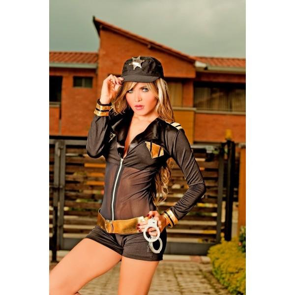 Policia Dorada