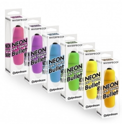 Bala Neon Luv Touch Bullet