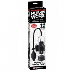 Bomba Pump Worx Beginner's Vibrating Pump