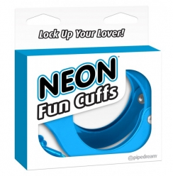 Esposas Neon Fun Cuffs