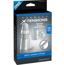 Funda Fantasy X-tensions Girth Gainer System