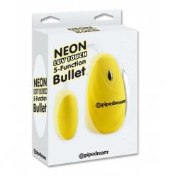 Huevo Neon Luv Touch Amarillo