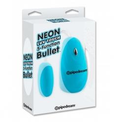 Huevo Neon Luv Touch Azul