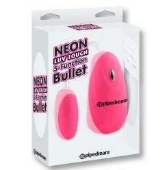 Huevo Neon Luv Touch Rosado