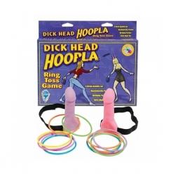 Juego de Punteria Dick Head Hoopla