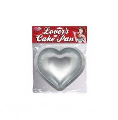 Lover's Cake Pan Molde para Pastel