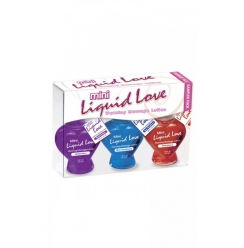 Mini Liquid Love 3-Pack 1.25 oz. (37ml)