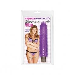 Vibrador Monica Sweetheart's Silicone 7