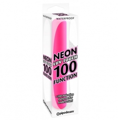 Vibrador Neon Luv Touch 100 Function