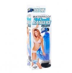 Vibrador Waterproof Dolphin Wall Bangers