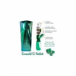 Vibrador Emerald G Rabbit 1236