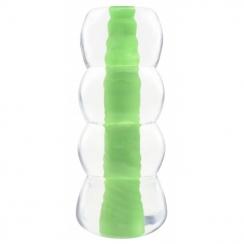 Vagina Neon Jelly Stroker 1363