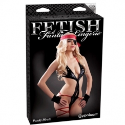 Fetish Lingerie Punky Pirate 390