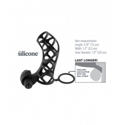 Fantasy X-tensions Extreme Silicone Power Cage 521